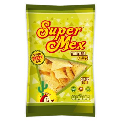 Super tortilla chips