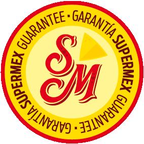 Garantía de calidad Supermex