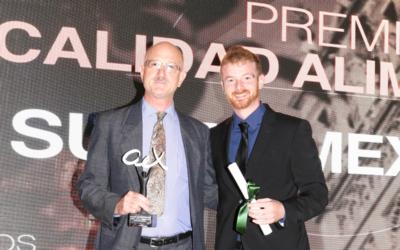 Super Mex Foods recibe el Premio Andalucía Excelente en Calidad Alimentaria