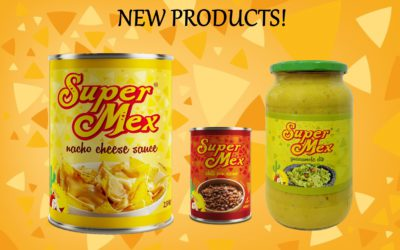 New Super-Mex products