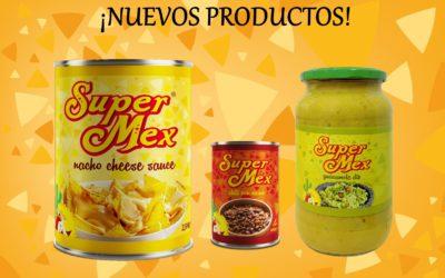 Nuevos productos Super-Mex