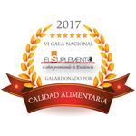 Premio El Suplemento - Calidad Alimentaria 2017