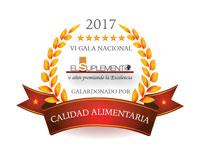 Premios El Suplemento - Calidad Alimentaria 2017