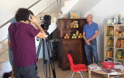 Entrevista para Historias de Luz