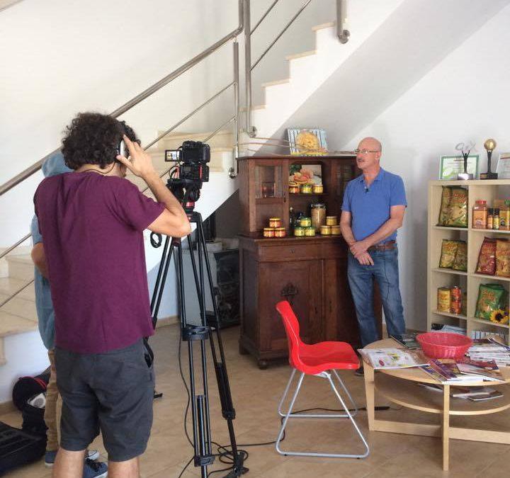 Interview for Historias de Luz