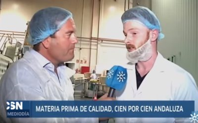 "Canal Sur discovers the first ""Andalusian Tortilla Chip"""